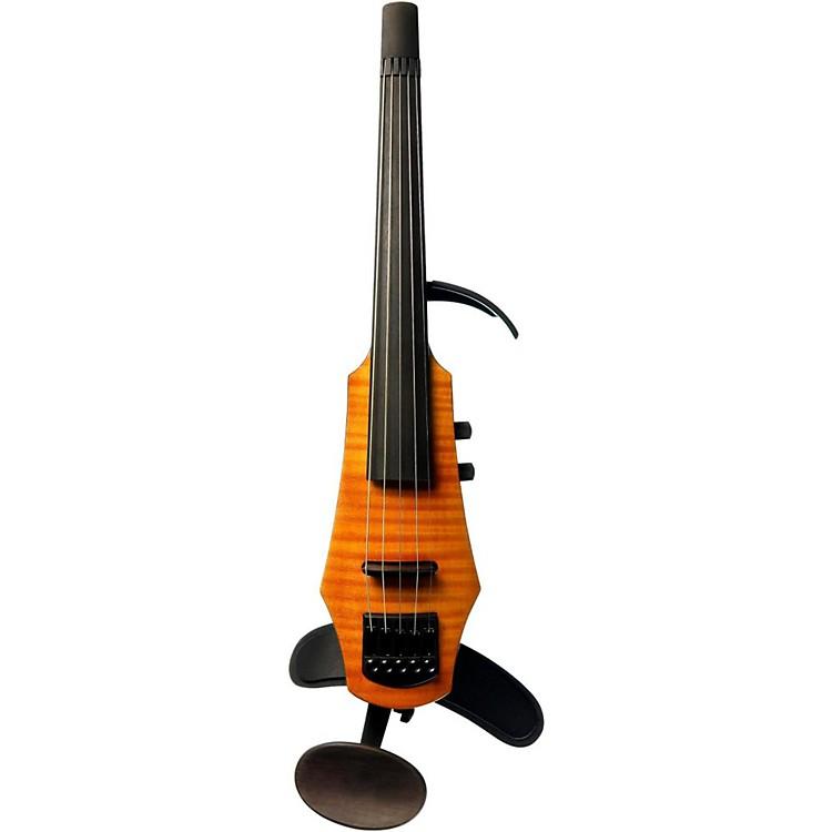 NS DesignWAV 5  5-String Electric ViolinAmber Burst