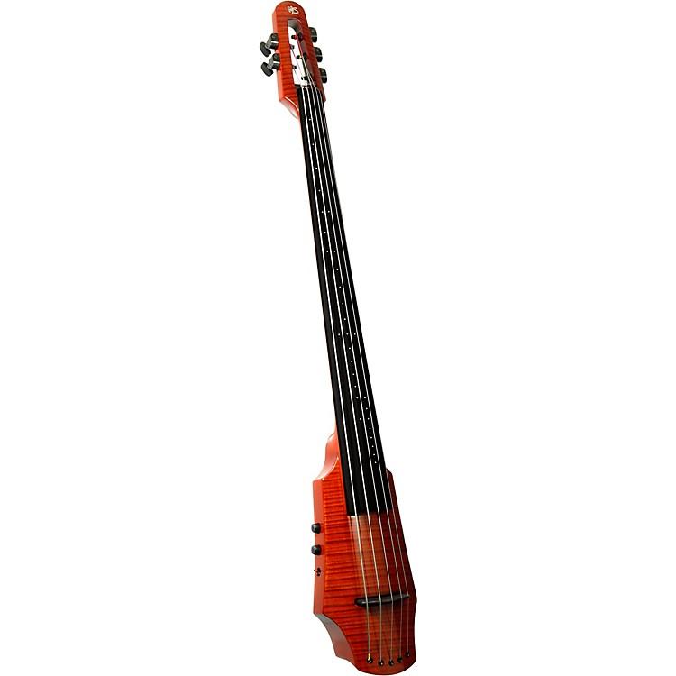NS DesignWAV5c Series 5-String Electric Cello4/4Amberburst