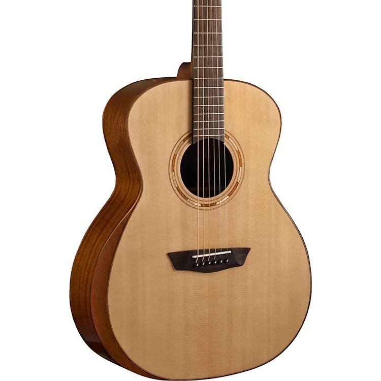 WashburnWCG10SNS Comfort Series Grand Auditorium Acoustic GuitarNatural