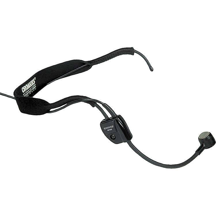 Shure WH20QTR Headset Microphone