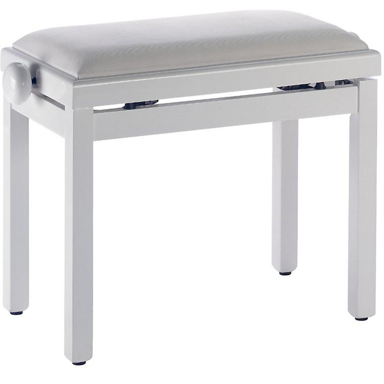StaggWHITE BENCH GLOSS+WHITE VELVET TOP