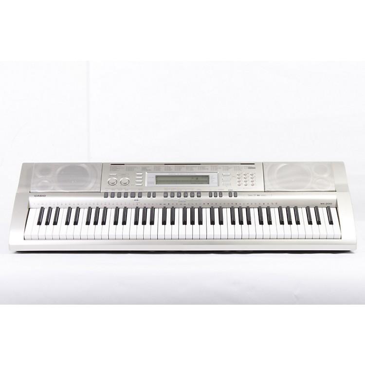 CasioWK-200 76-Key Digital Keyboard Workstation886830471193