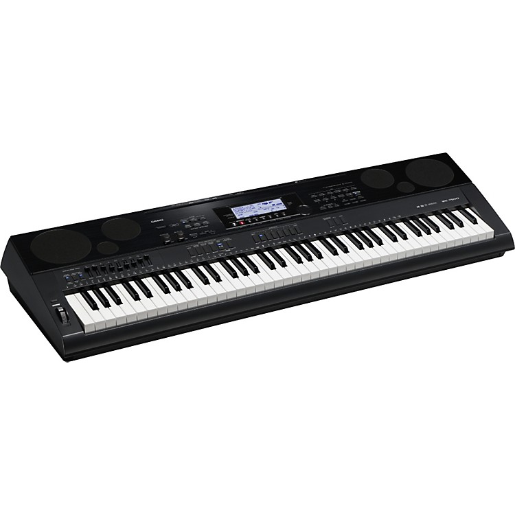 Casio WK-7500 76-Key Digital Keyboard Workstation