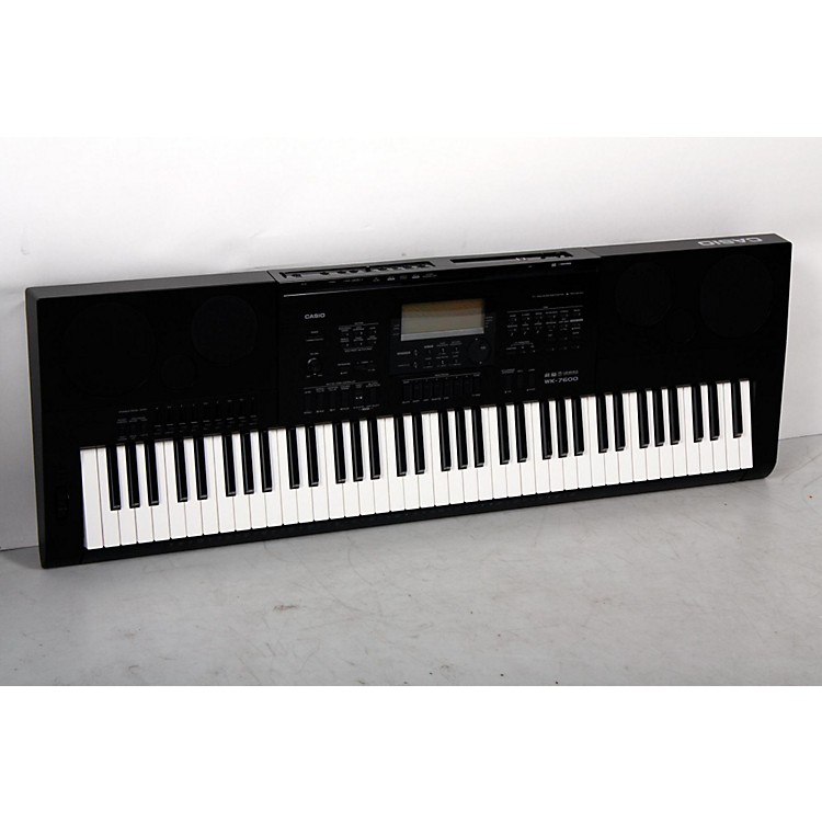 Casio WK-7600 76-Key Portable Keyboard  888365905426