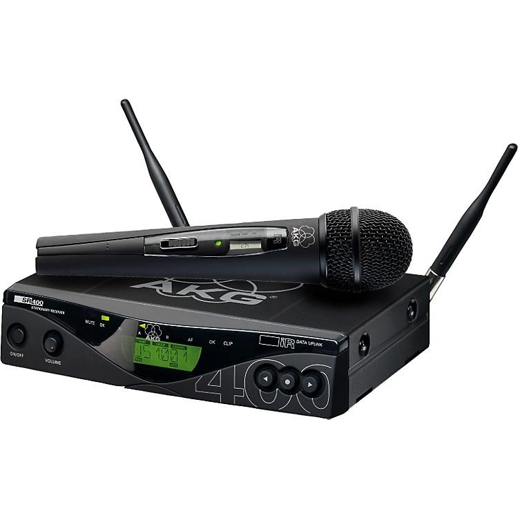 akg wms 400 vocal set c 900 handheld wireless system music123. Black Bedroom Furniture Sets. Home Design Ideas