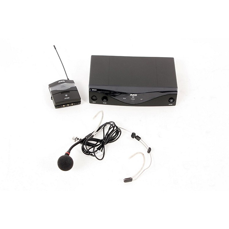 AKGWMS420 Wireless System - Headset888365276557