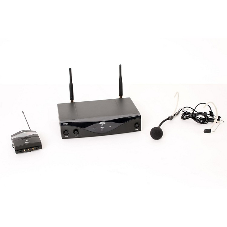 AKG WMS420 Wireless System - Headset  888365856742
