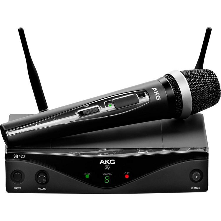 AKGWMS420 Wireless System - Vocal