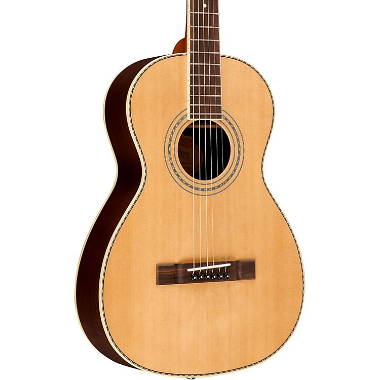WashburnWP24SNS Traditional Parlor Acoustic GuitarNatural