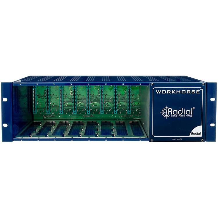 Radial EngineeringWR-8 Rack 8 Slot Power Rack