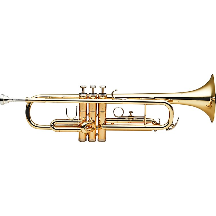 StaggWS-TR215 Series Student Bb TrumpetClear LacquerYellow Brass Bell