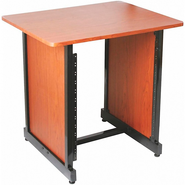 On-Stage WSR7500RB Workstation Corner Accessory (Rosewood)