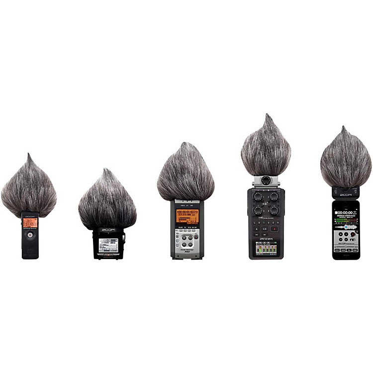 ZoomWSU-1 Universal Windscreen for Handy Recorders
