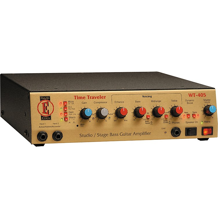 Eden WT405 Time Traveler Bass Head