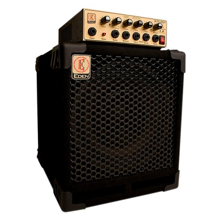 EdenWTX264 & EX110 260W 1x10 Bass Amp Pack