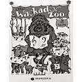 Shawnee Press Wackadoo Zoo (Book)
