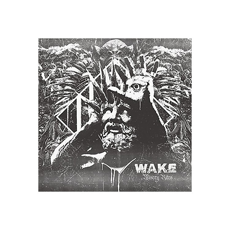 Alliance Wake - Misery Rites