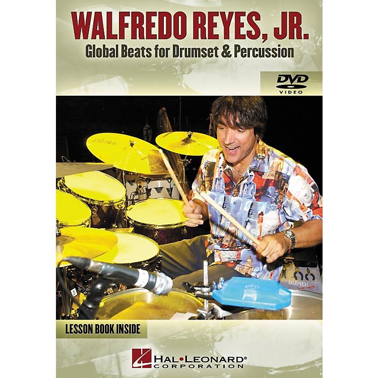 Hal LeonardWalfredo Reyes, JR. - Global Beats for Drumset Percussion (DVD)