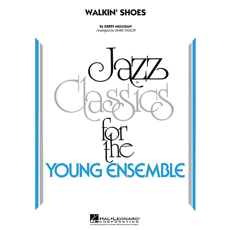 Hal Leonard Walkin' Shoes Jazz Band Level 3