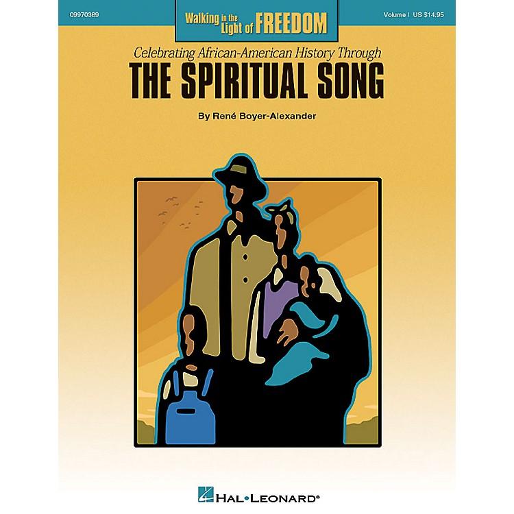 Hal LeonardWalking in the Light of Freedom (Volume 1) Arranged by Rene Boyer-Alexander