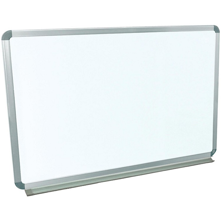 H. Wilson Wall Mount White Board 36 x 24 in.