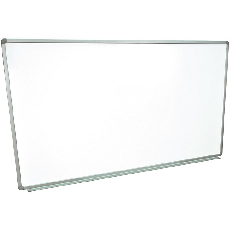 H. Wilson Wall Mount White Board 72 x 40 in.