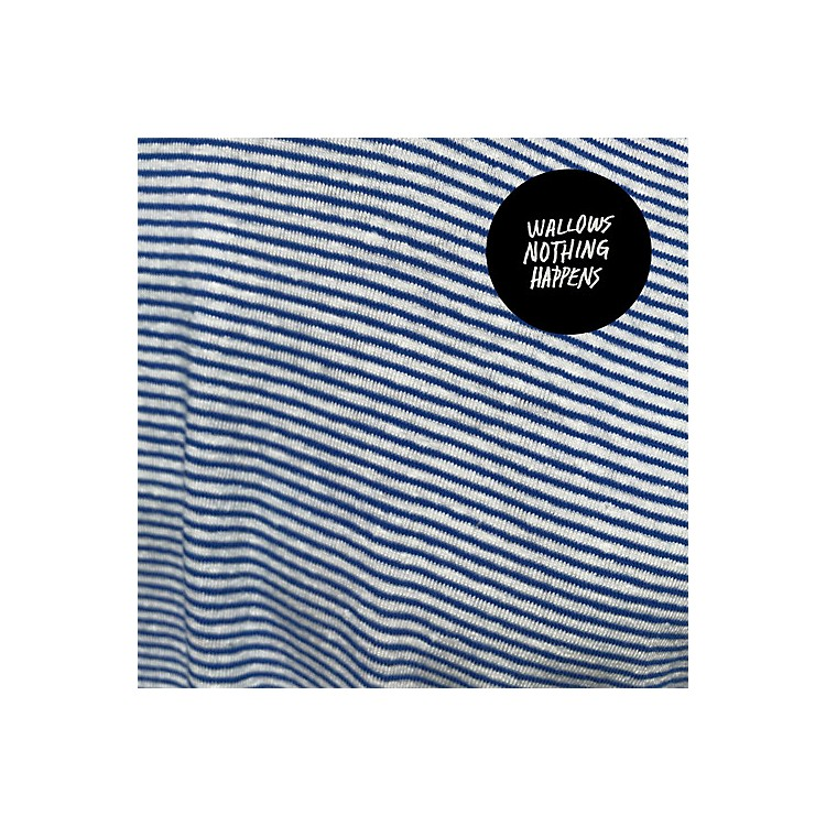Alliance Wallows - Nothing Happens (CD)