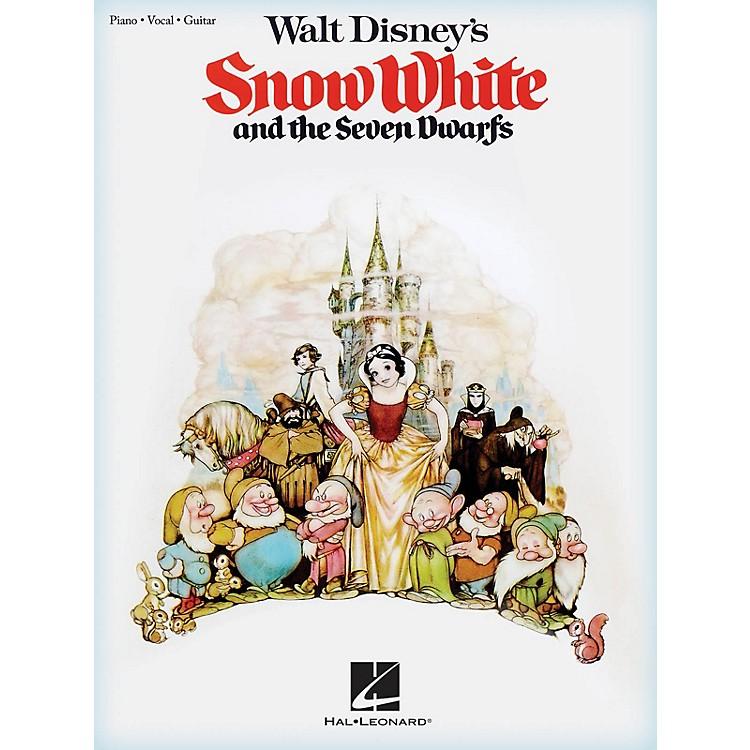 Hal LeonardWalt Disney's Snow White and the Seven Dwarfs Piano/Vocal/Guitar Songbook