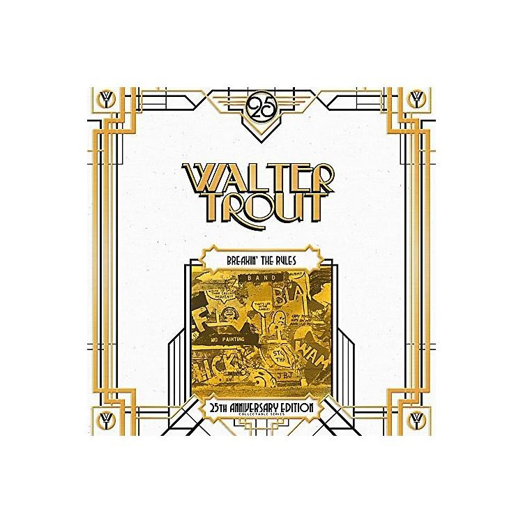 AllianceWalter Trout - Breakin' the Rules-25th Anniversary Series LP 5