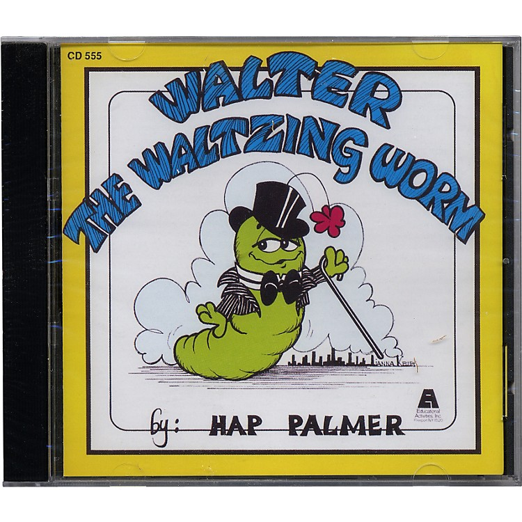 Educational Activities Walter the Waltzing Worm