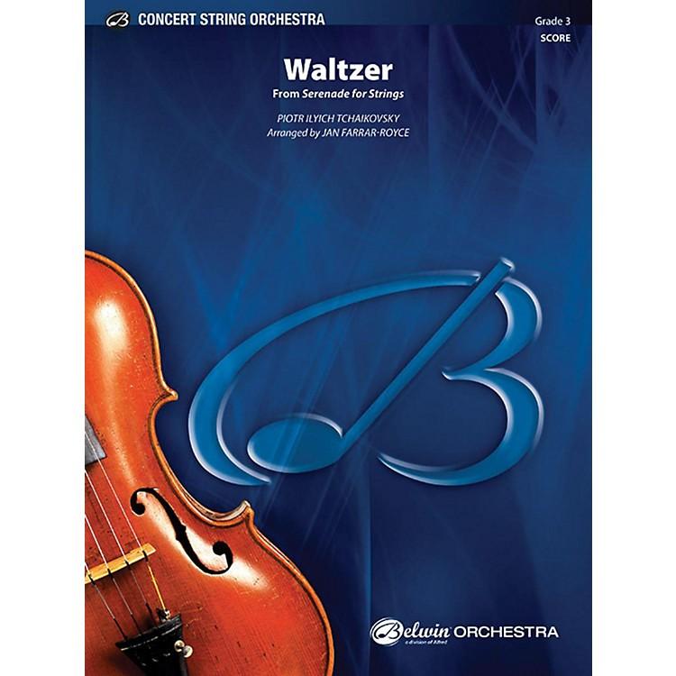 AlfredWaltzer String Orchestra Grade 3