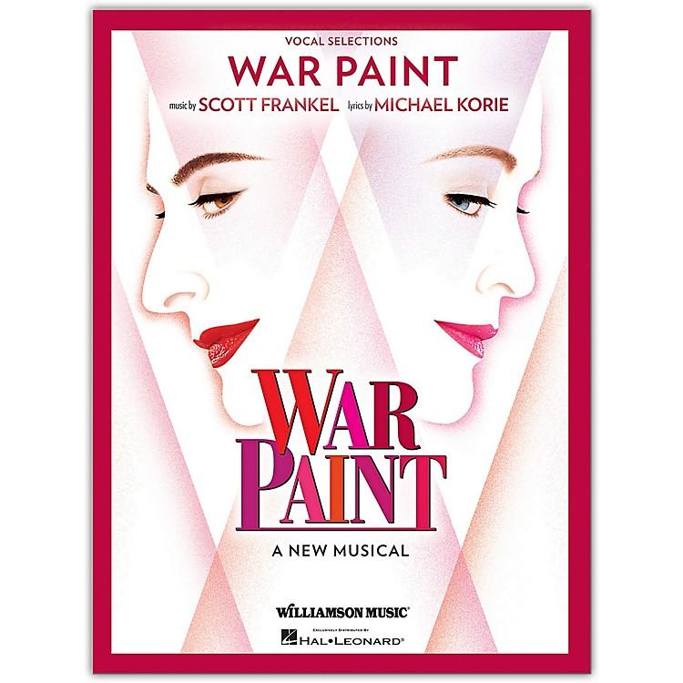 Hal LeonardWar Paint Vocal Selections