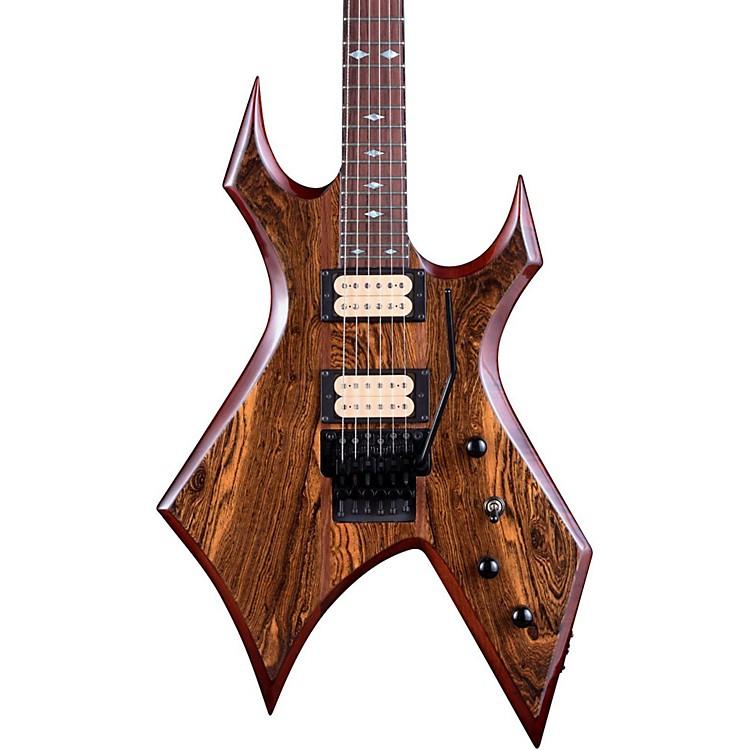 B.C. RichWarlock Neck Through with Floyd Rose Electric GuitarGloss Natural