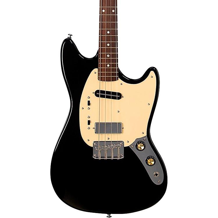 EastwoodWarren Ellis Baritone 2P Electric GuitarBlack