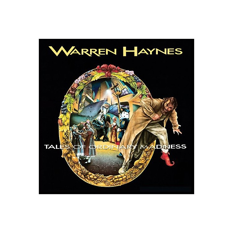 Alliance Warren Haynes - Tales of Ordinary Madness