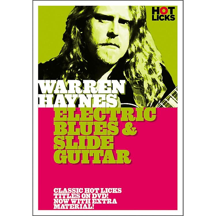 Hot LicksWarren Haynes: Electric Blues and Slide Guitar DVD