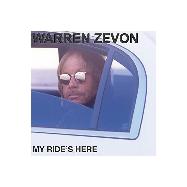 AllianceWarren Zevon - My Ride's Here