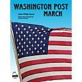 SCHAUM Washington Post March Educational Piano Series Softcover