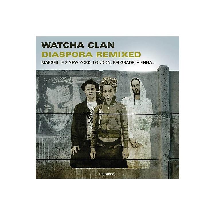 AllianceWatcha Clan - Diaspora Remixed
