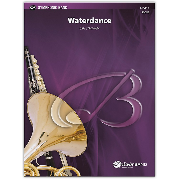 BELWINWaterdance Conductor Score 4 (Medium)