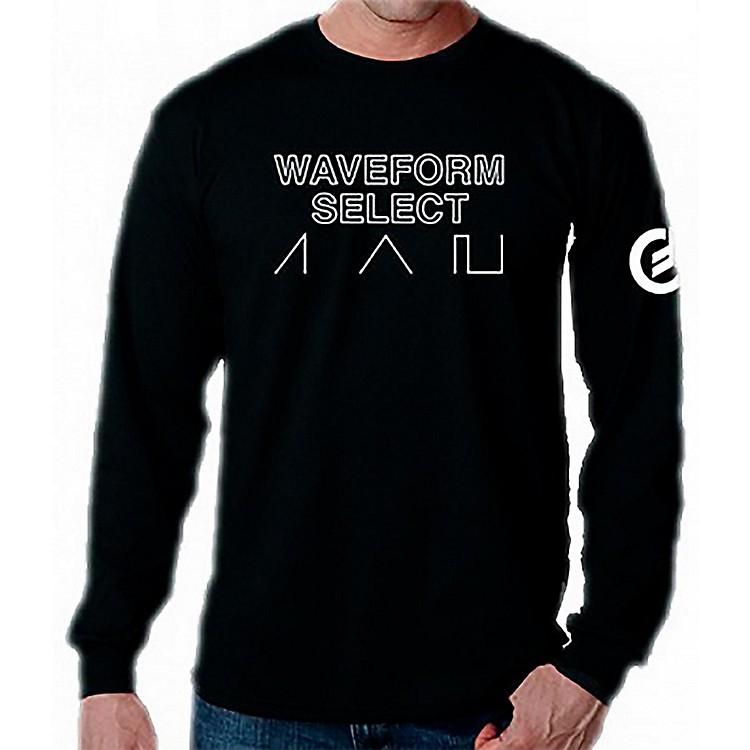 MoogWaveform Long Sleeve T-ShirtLarge