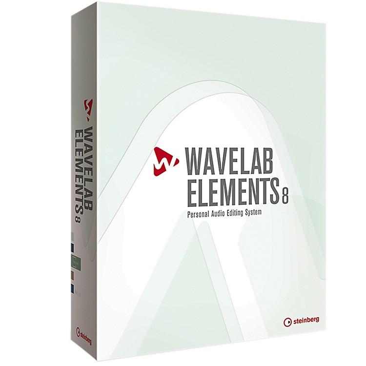 SteinbergWavelab Elements 8 with Free Upgrade to Wavelab Elements 9