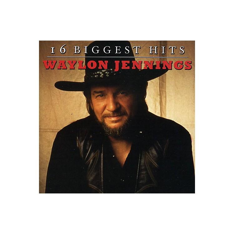 AllianceWaylon Jennings - 16 Biggest Hits (CD)