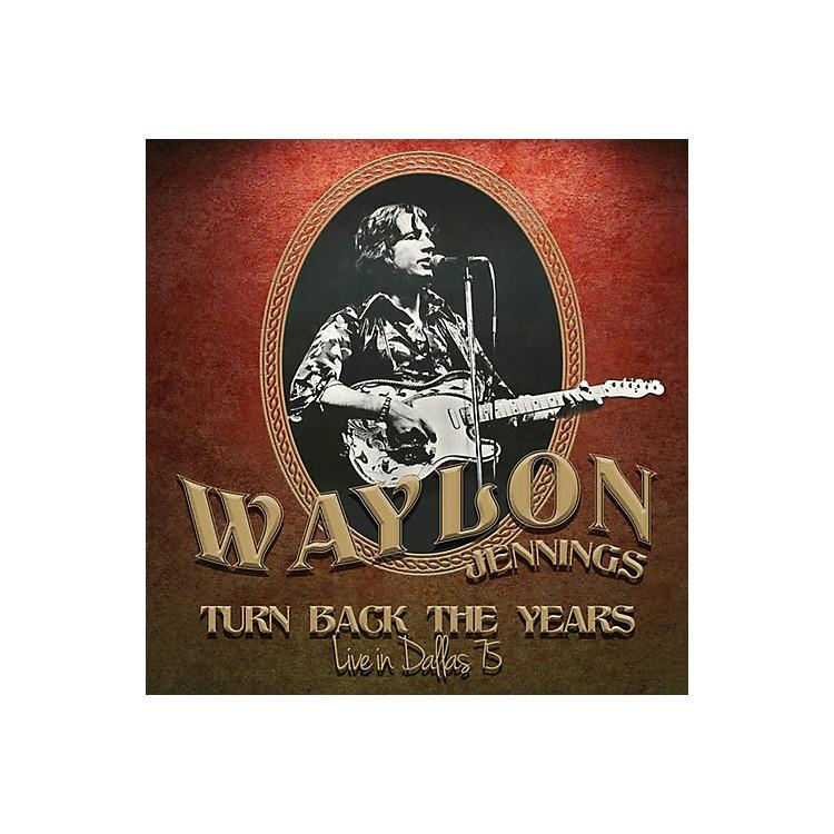 AllianceWaylon Jennings - Turn Back The Years - Live In Dallas 75