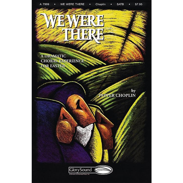 Shawnee PressWe Were There Studiotrax CD Composed by Pepper Choplin