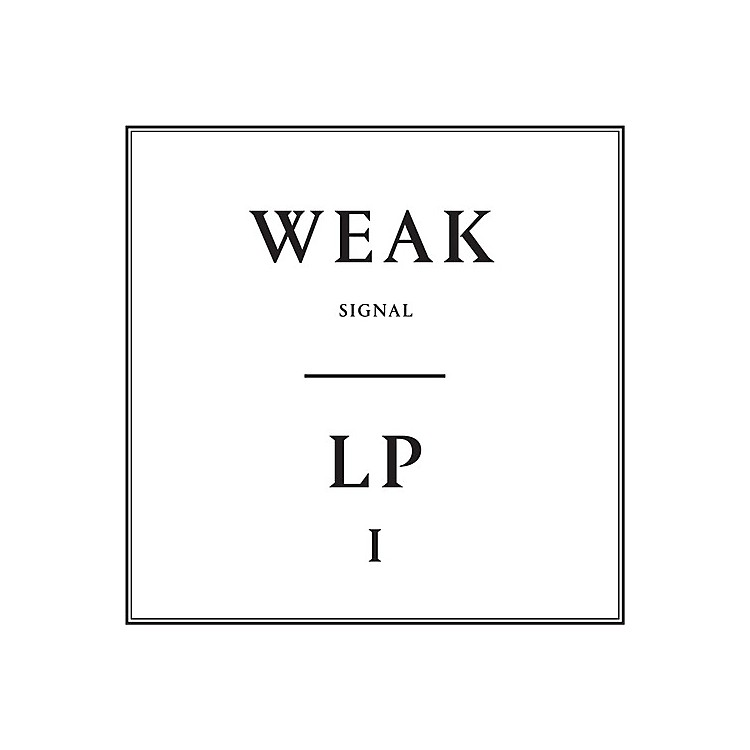 AllianceWeak Signal - Lp1