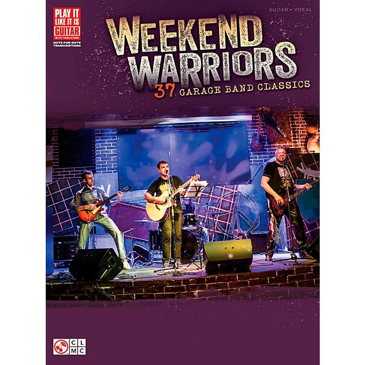 Cherry LaneWeekend Warriors - 37 Garage Band Classics Guitar Tab Songbook