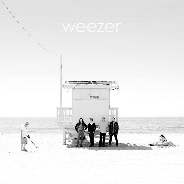 WEA Weezer - Weezer (White Album)(Vinyl Lp W/Digital Download)