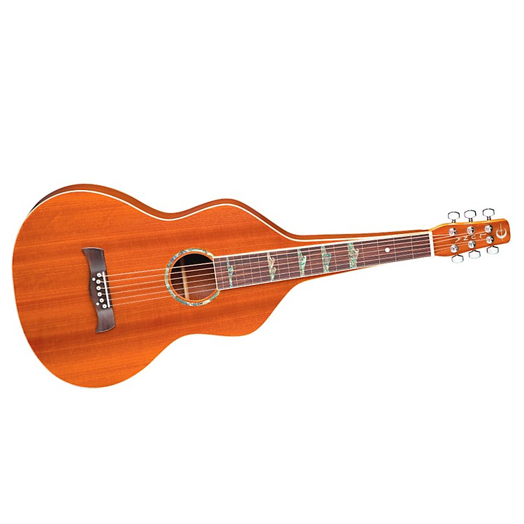 Luna Guitars Weissenborn Lap Steel Select Hawaiian Mahogany