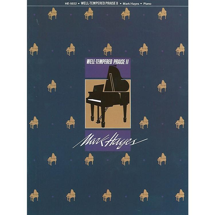 Shawnee PressWell-Tempered Praise 2 (Piano Collection) Shawnee Press Series CD